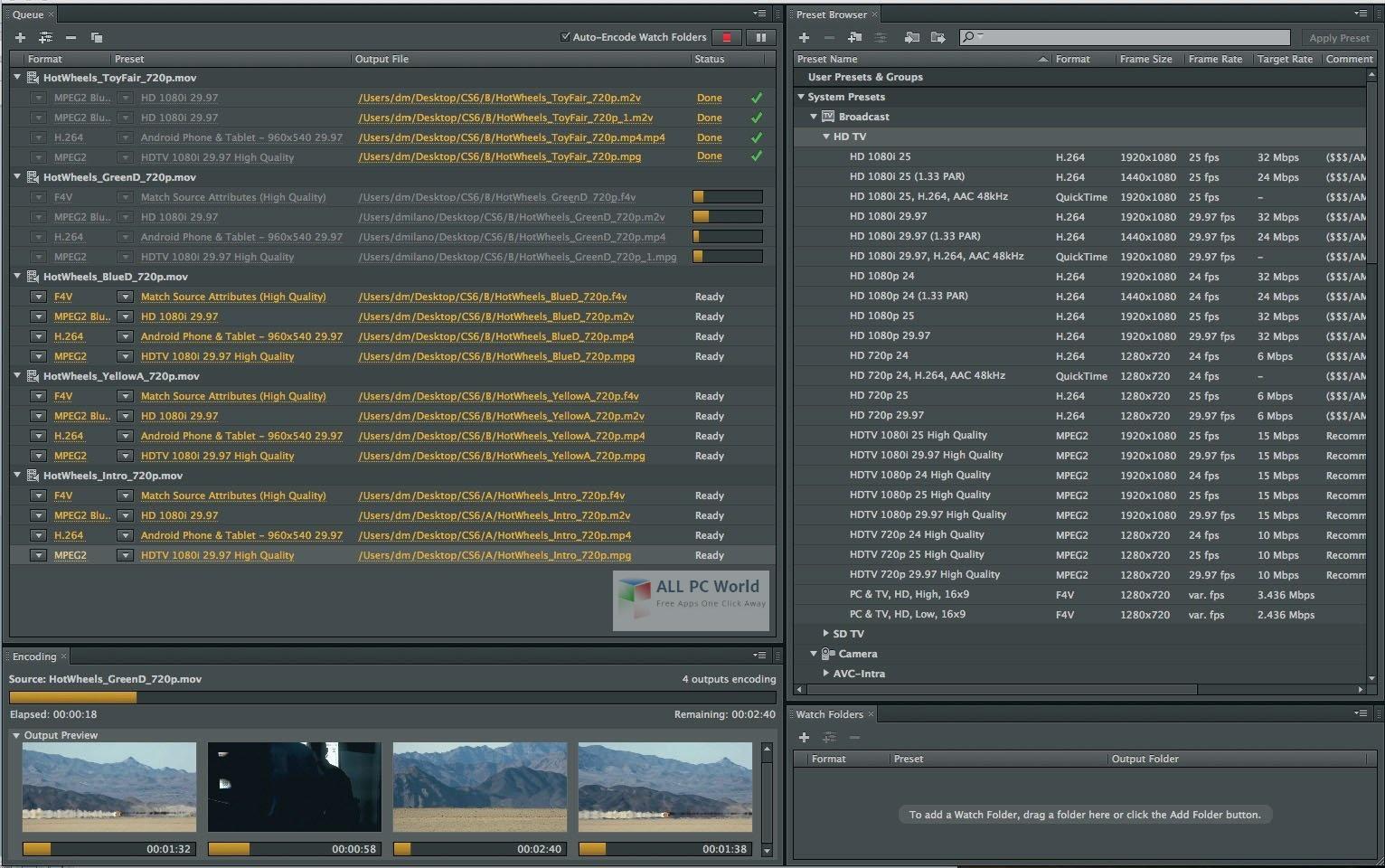 Adobe Media Encoder CC 2020 v14.0.4 for Windows 10