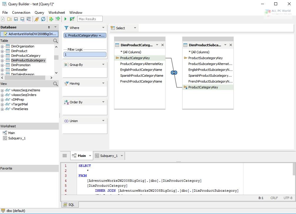 Aqua Data Studio 19.0.2 Download