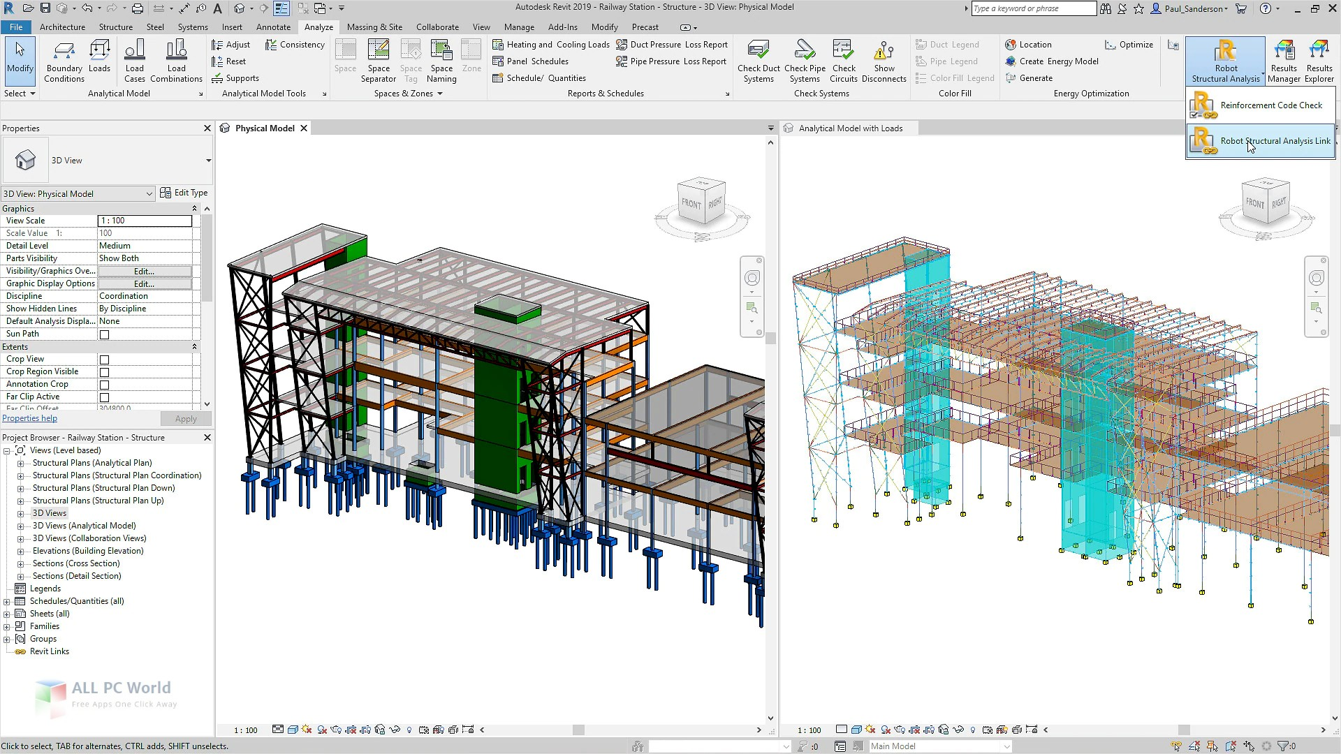 Autodesk Robot Structural Analysis Professional 2020 Download (1)