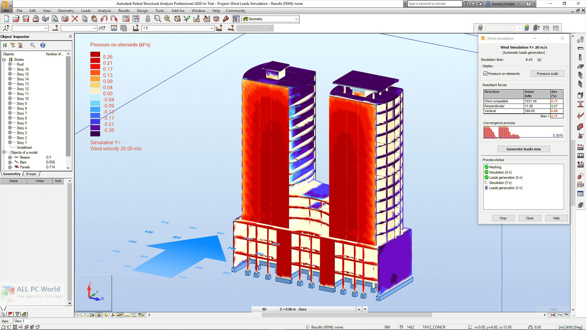 Autodesk Robot Structural Analysis Professional 2020 Free Download (1)