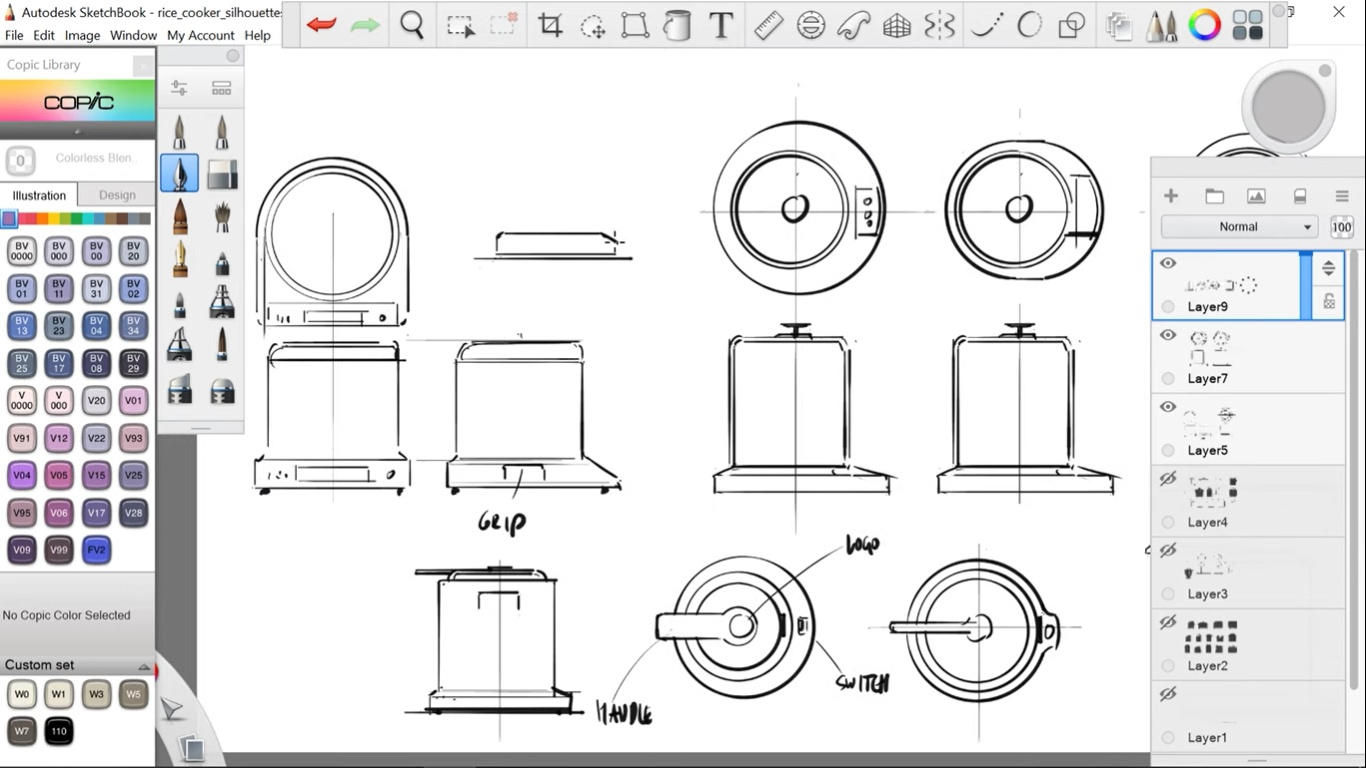 Autodesk SketchBook Pro 2021 Download Free