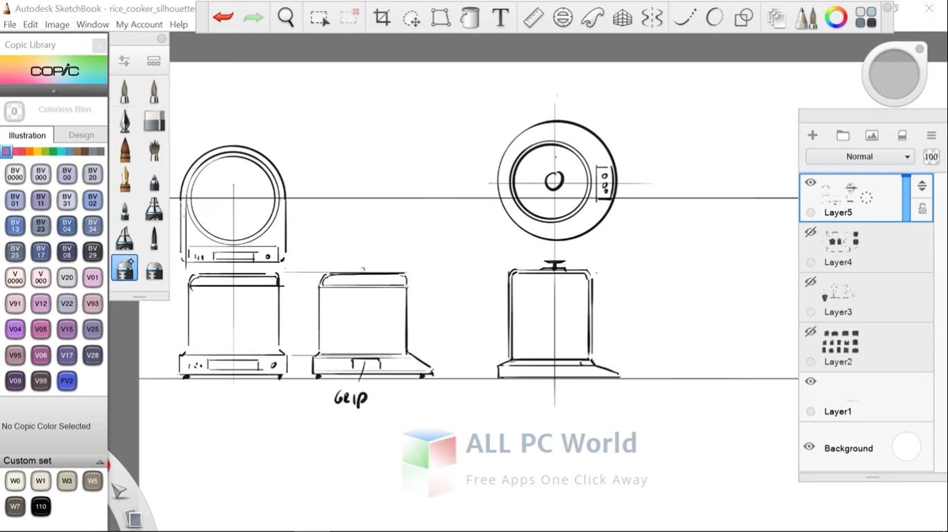 Autodesk SketchBook Pro 2021 Download
