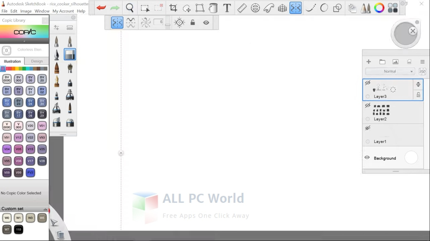 Autodesk SketchBook Pro 2021 Free Download