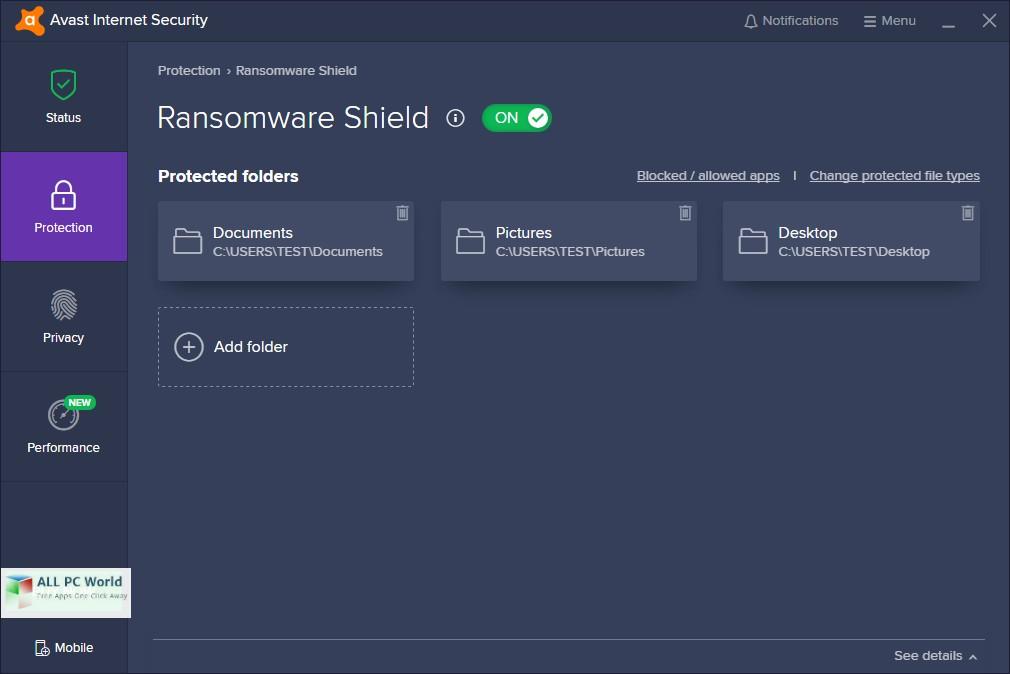 Avast Internet Security 2020 v20.1