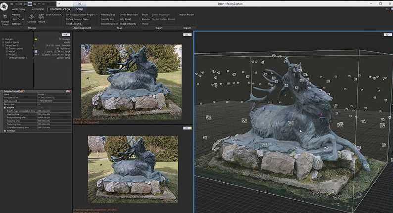 Capturing Reality RealityCapture v1.0.3 RC Download