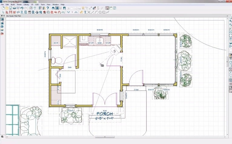 Chief Architect Home Designer Pro 2021 v22.1 Download