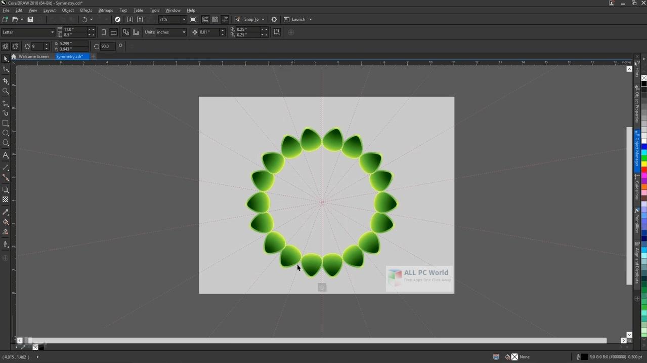 CorelDRAW Graphics Suite 2020 v22.0 Free Download