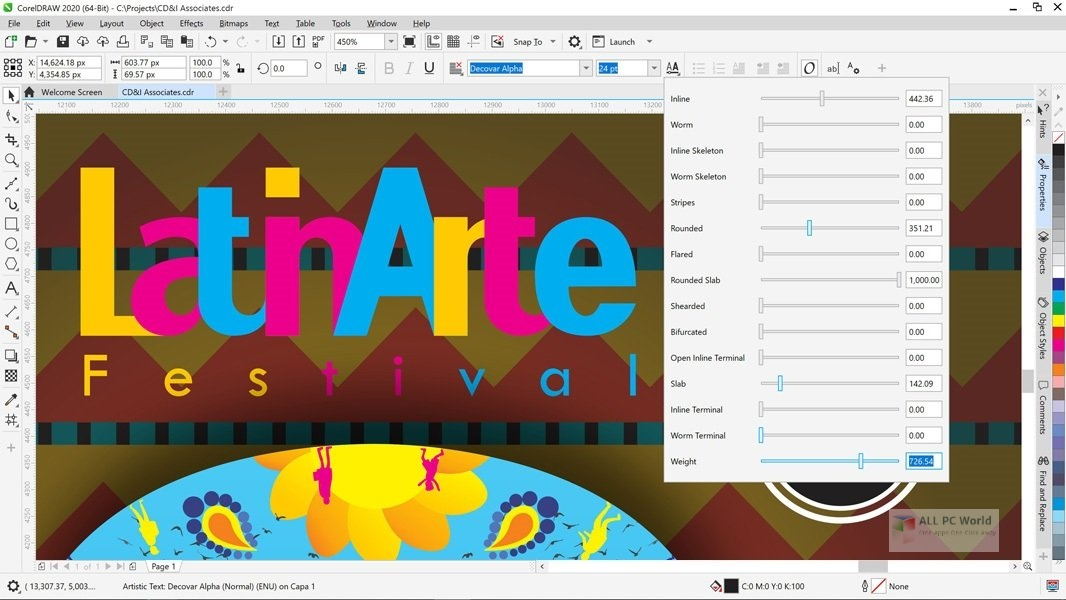 CorelDRAW Graphics Suite 2020 v22.0