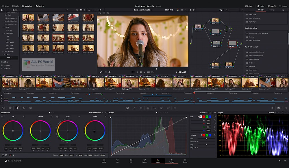 DaVinci Resolve Studio 16.2