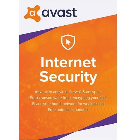 Download Avast Internet Security 2020 v20.1