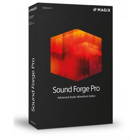 Download MAGIX SOUND FORGE Pro 14.0