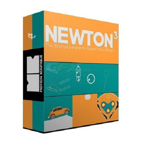 Download Motion Boutique Newton 3.0 for After Effects
