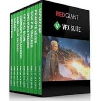 Download RED GIANT VFX SUITE 1.0.6