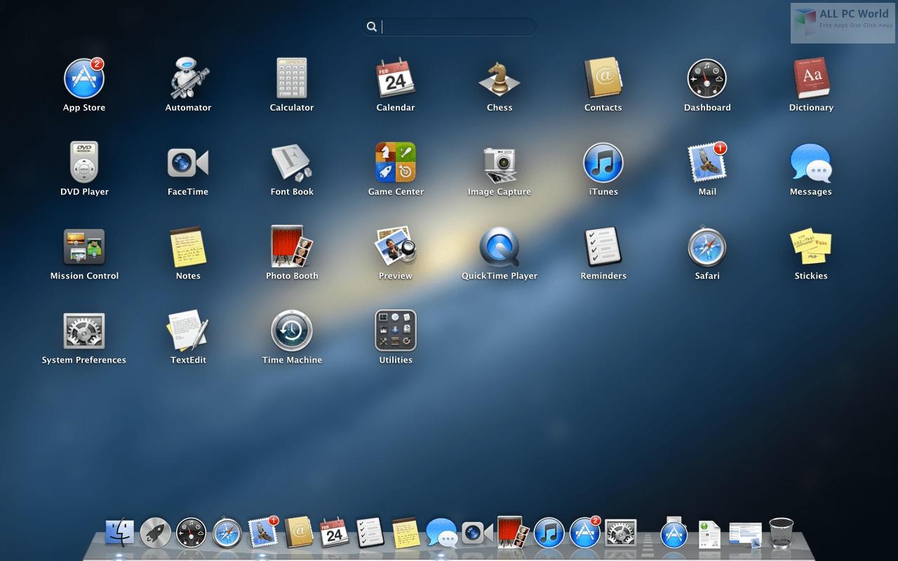 Mac OS X Mountain Lion 10.8.5 Free Download