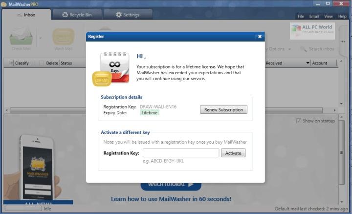 MailWasher Pro 7.12 Download