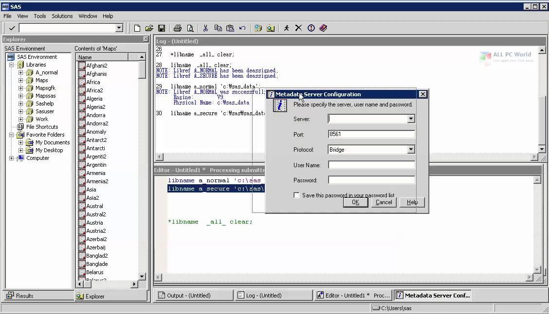 SAS 9 Free Download