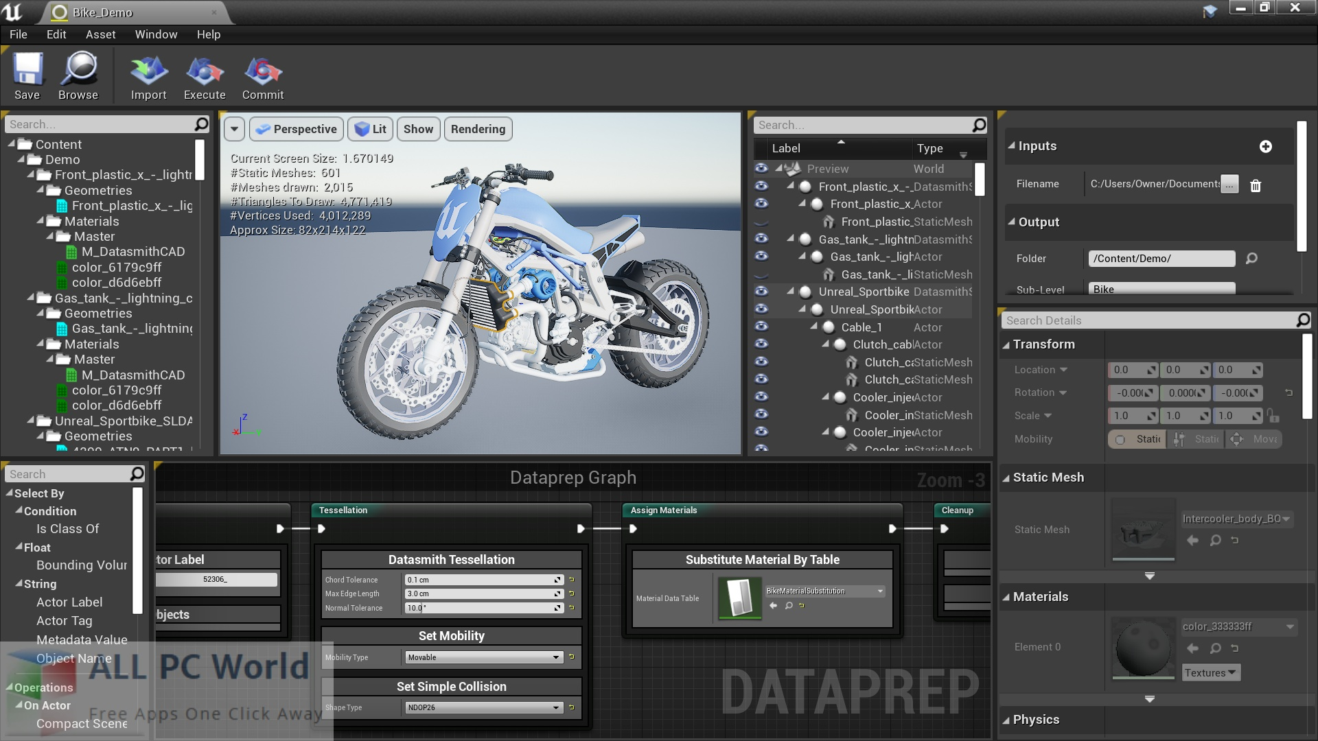 Unreal Engine 4.19 Free Download