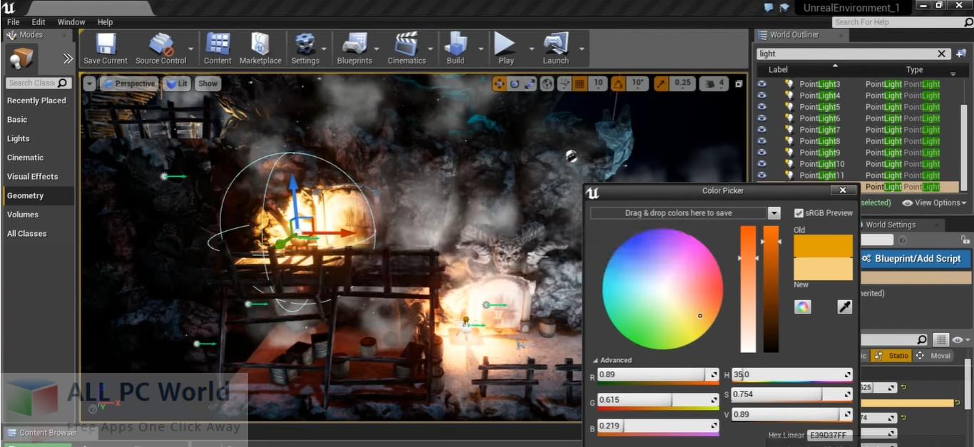 Unreal Engine 4.19 Setup Download