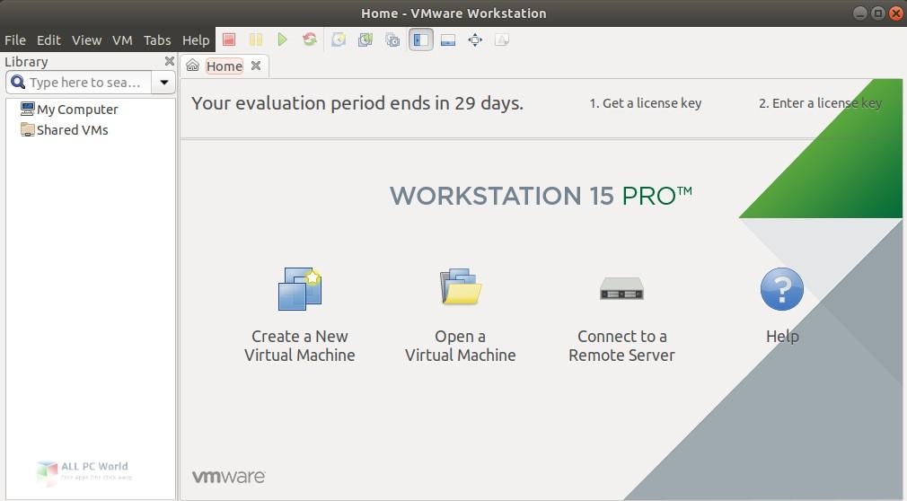 vmware workstation 15 pro 破解