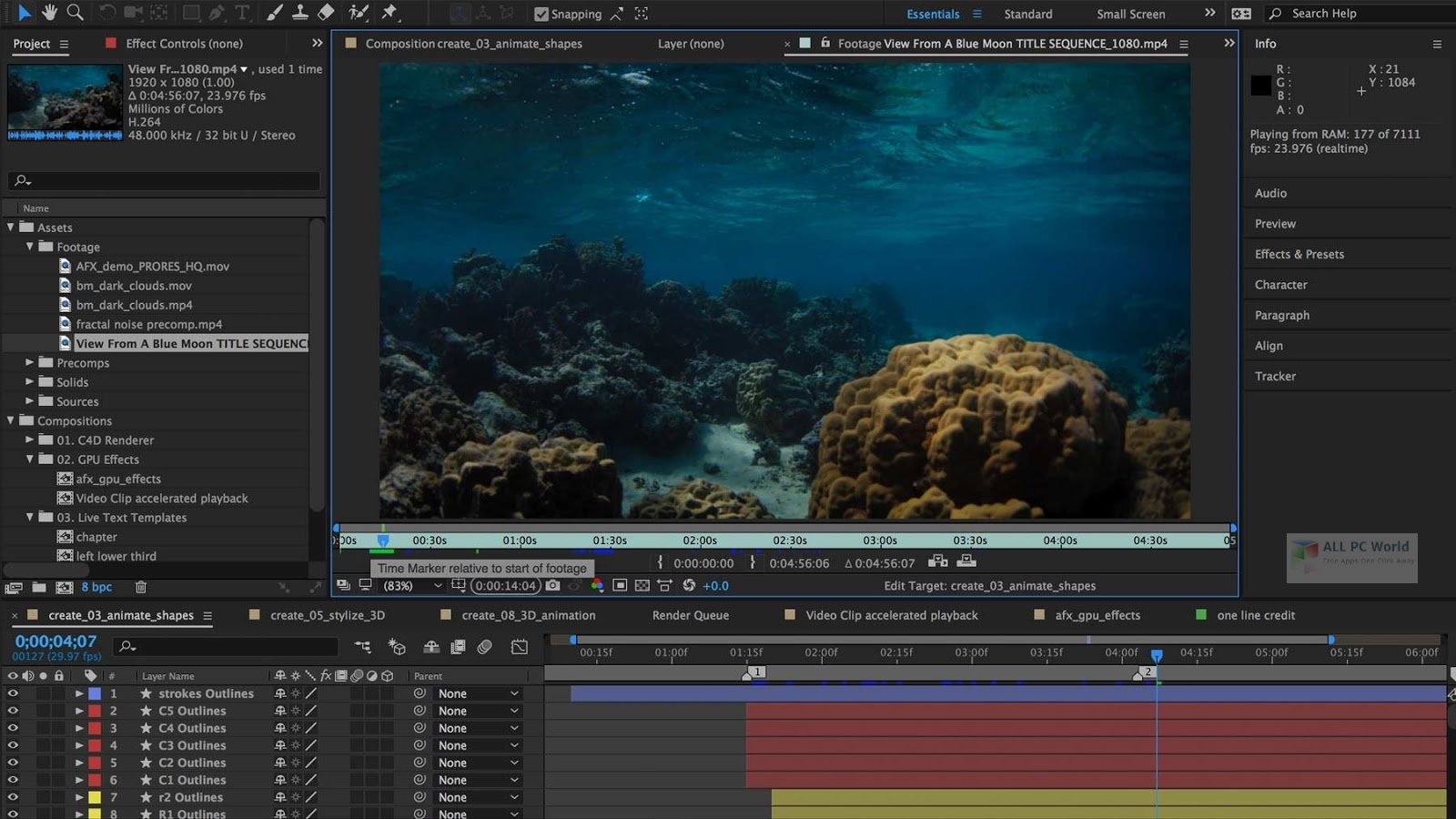 Adobe After Effects CC 2020 v17.0.6.35