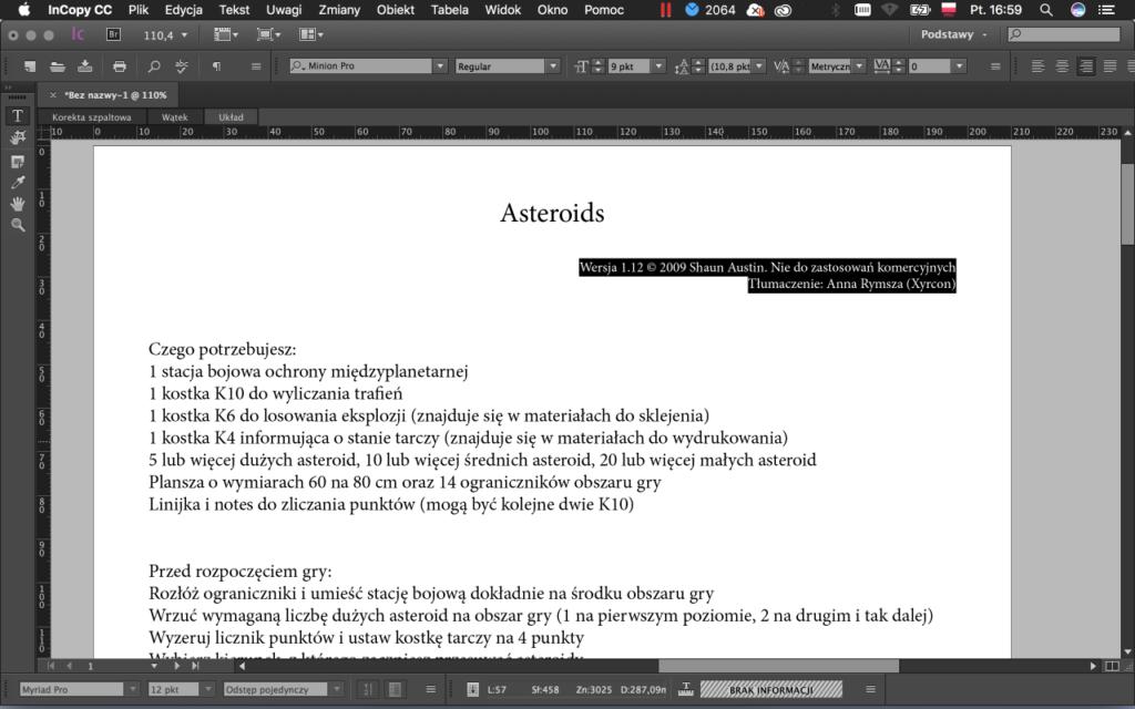 Adobe InCopy CC 2020 v15.0.3