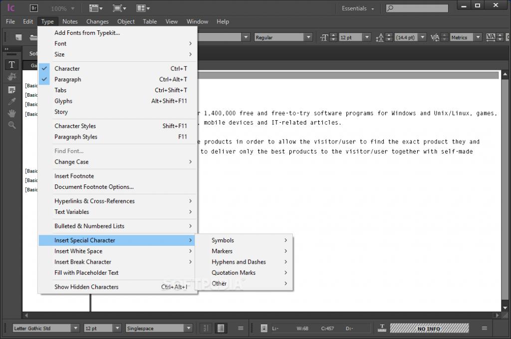 Adobe InCopy CC 2020 v15.0.3 Download