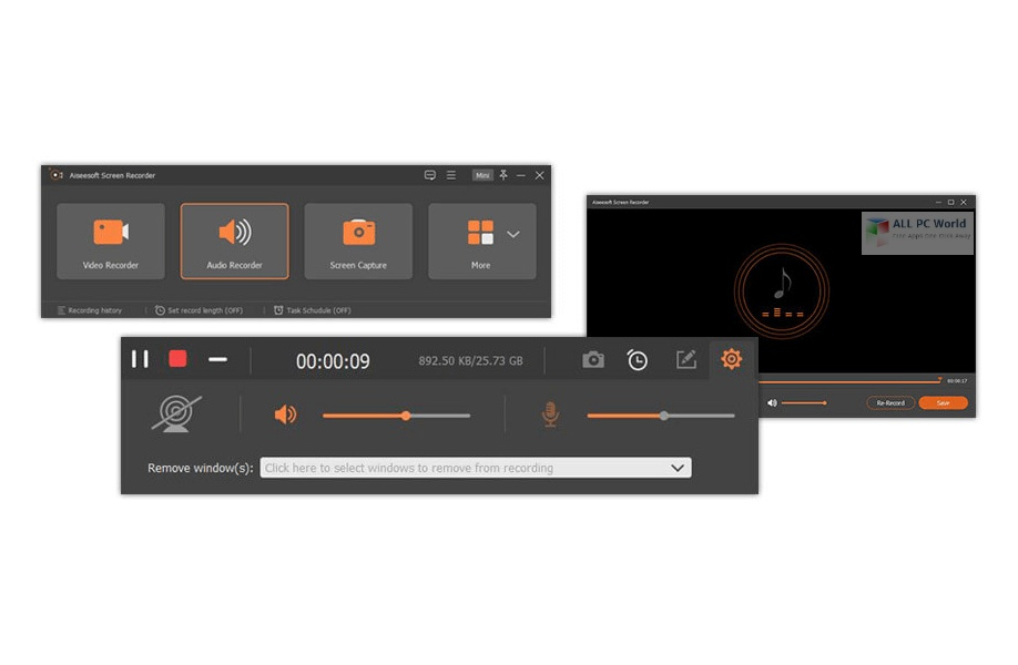 Aiseesoft Screen Recorder 2.2