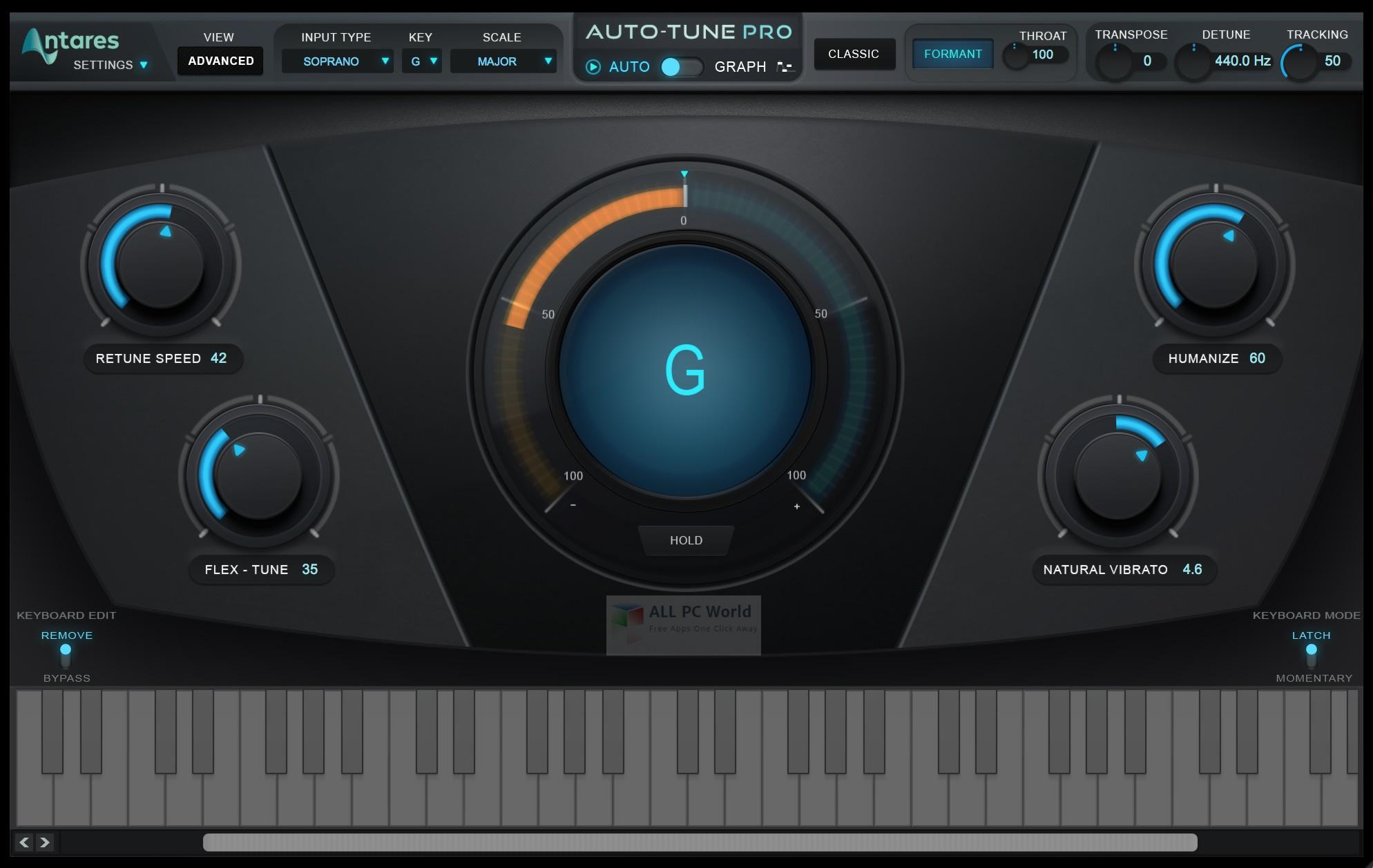 Auto-Tune Pro 9 Free Download
