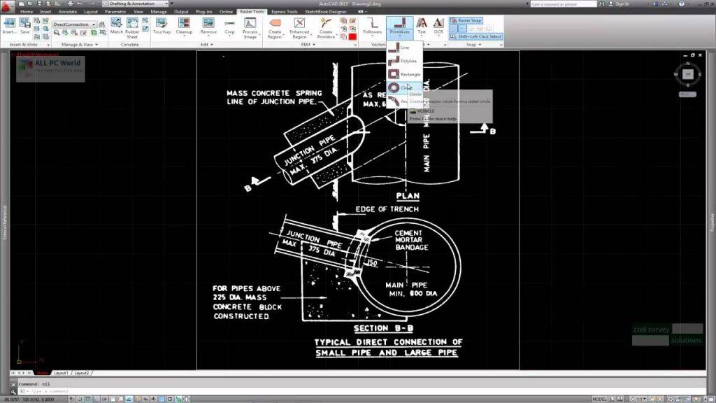 AutoCAD Raster Design 2021 Download