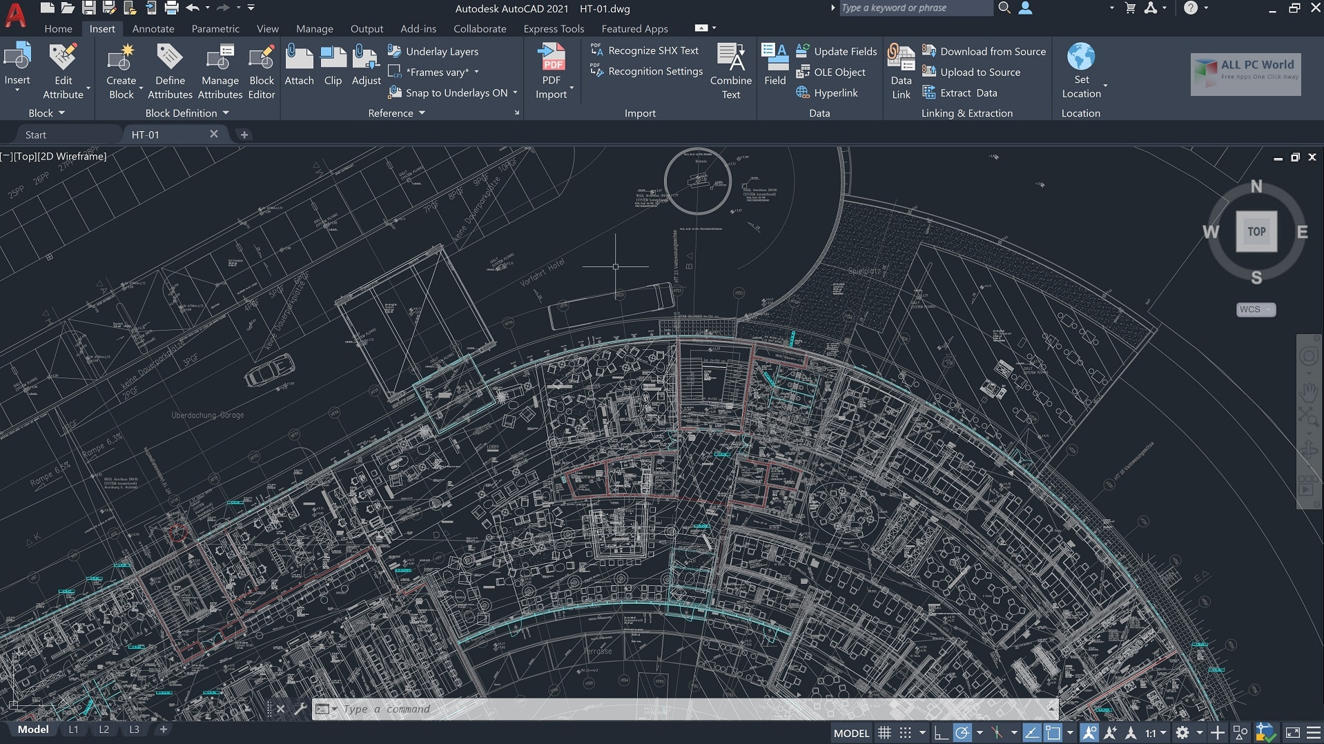 Autodesk AutoCAD Architecture 2021 Free Download