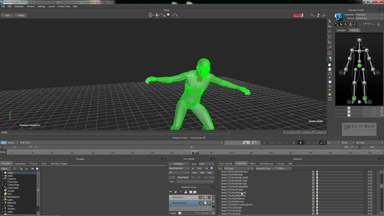 Autodesk MotionBuilder 2020 for Windows