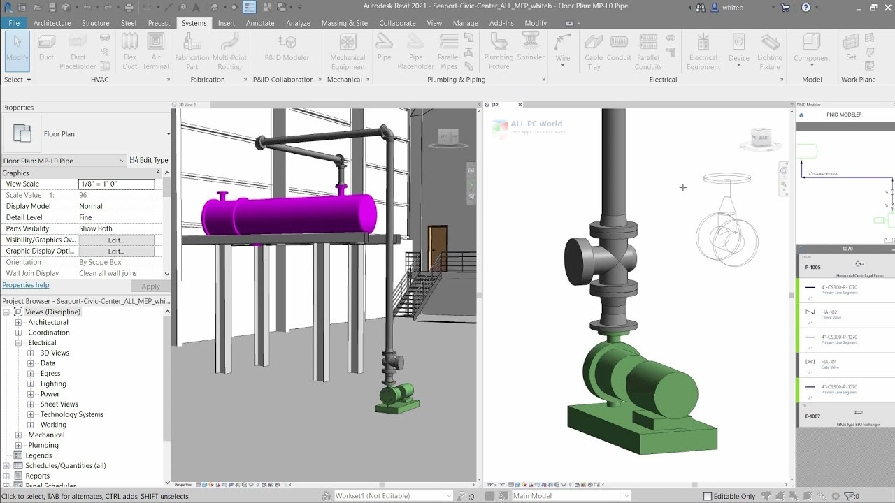 Autodesk Revit 2021 Download