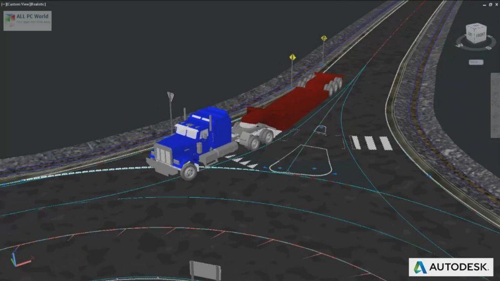 Autodesk Vehicle Tracking 2021