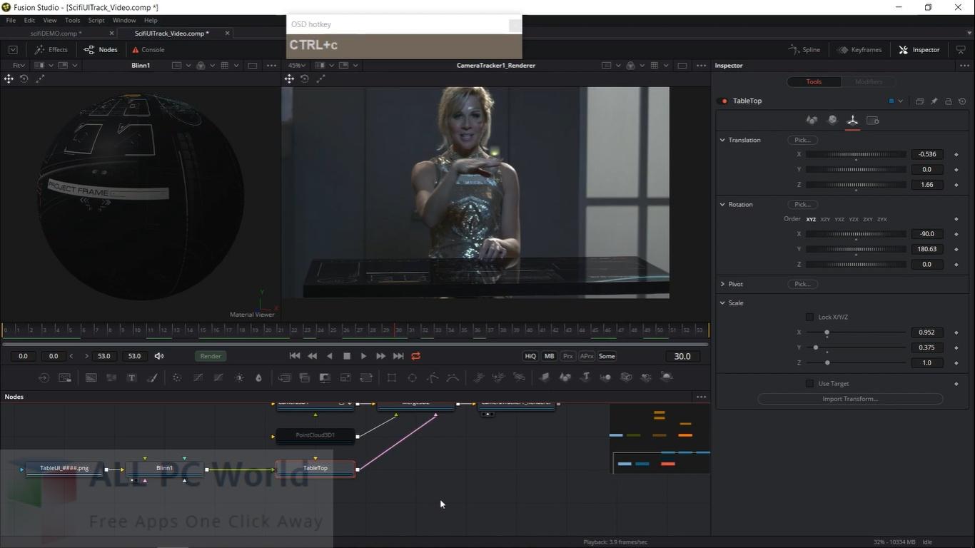 Blackmagic Fusion Studio 16.2 Installer Download