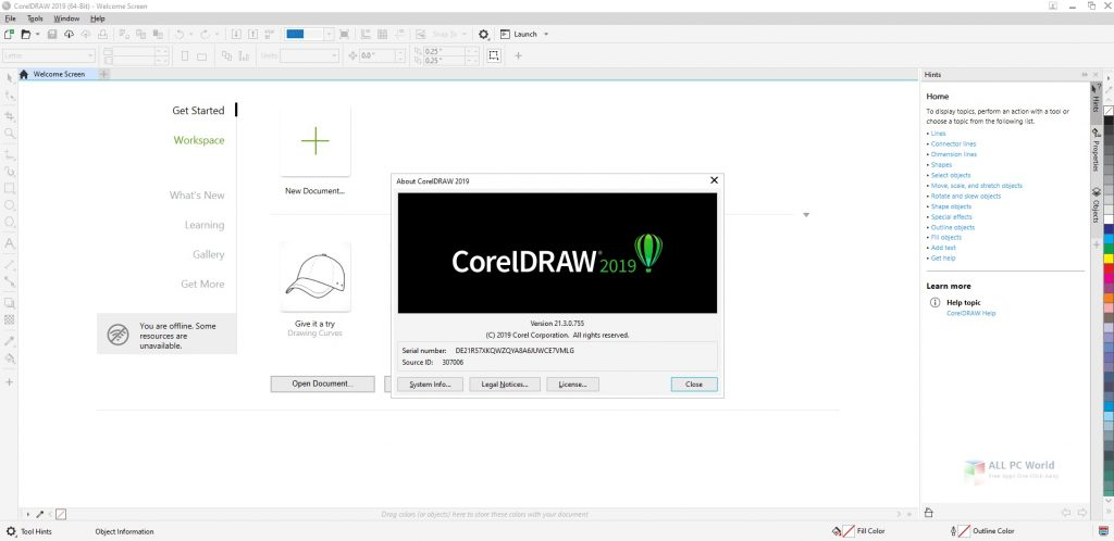 CorelDRAW Technical Suite 2019 v21.3 Free Download