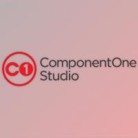 Download ComponentOne Studio Ultimate 2020