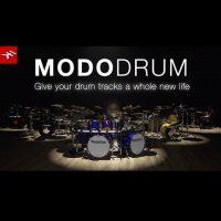 Download IK Multimedia MODO DRUM v1.1