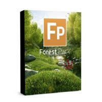 Download Itoo Forest Pack Pro 6.3.0 for 3ds Max 2020-2021