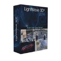Download NewTek LightWave 3D 2019.1.5