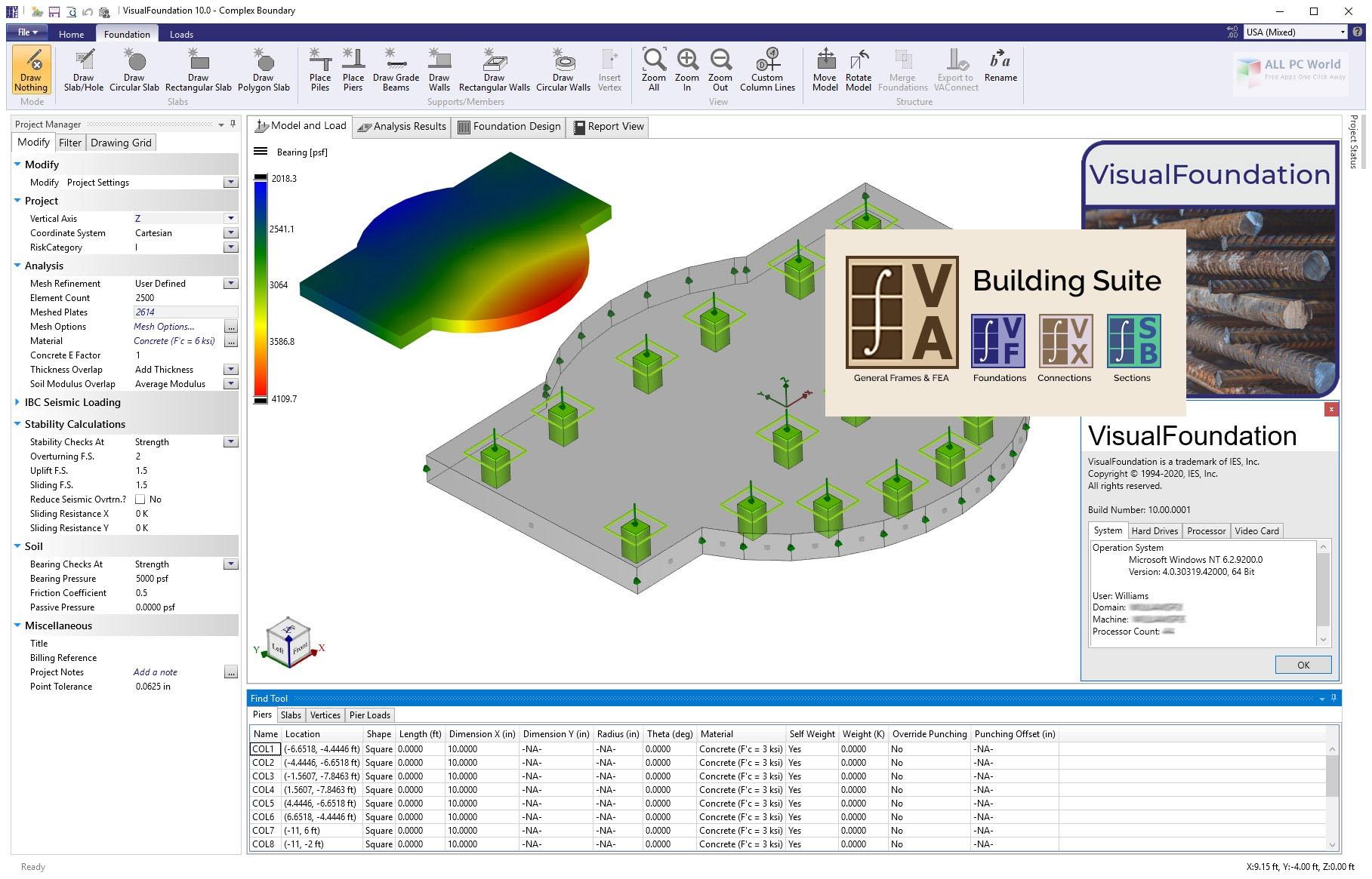 IES Building Suite 2020
