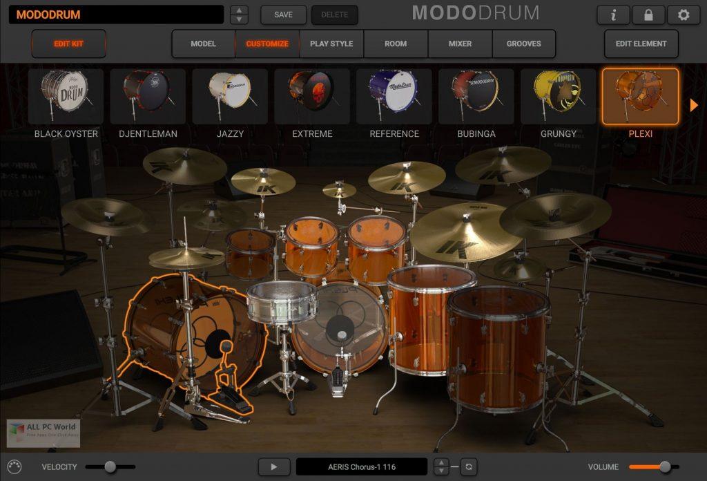 IK Multimedia MODO DRUM v1.1