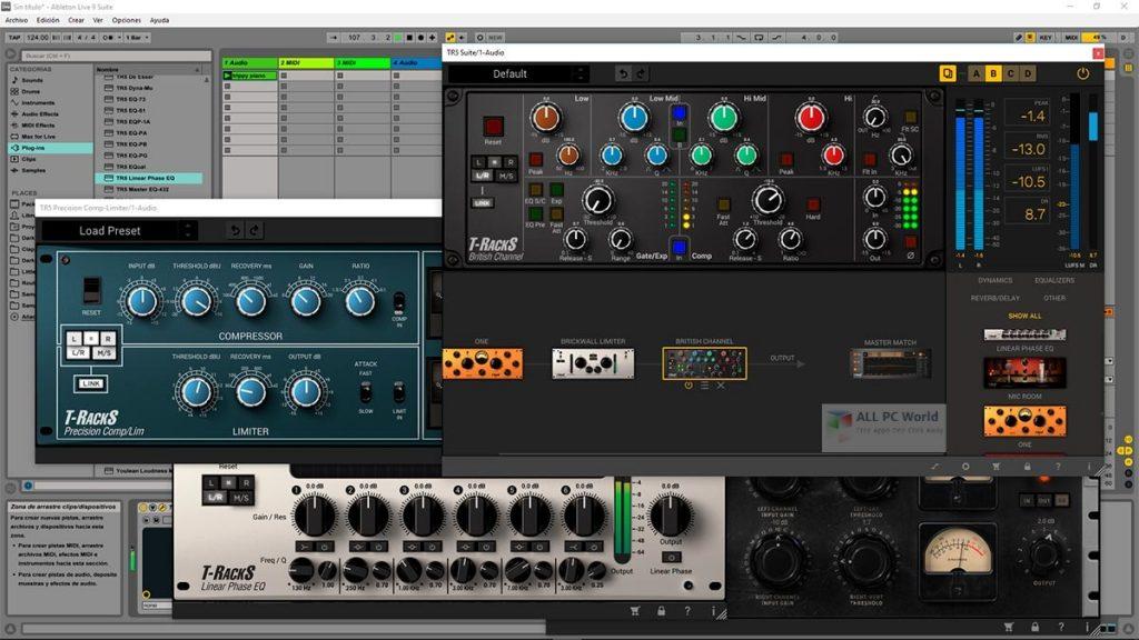IK Multimedia T-RackS 5 Complete 5.3.2 Download