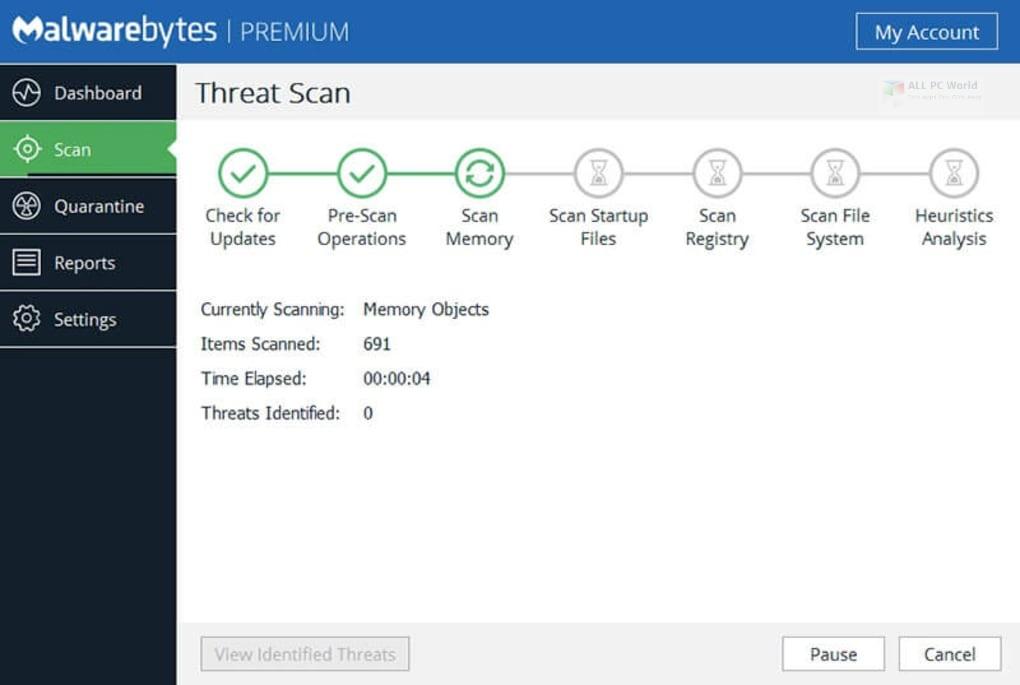 Malwarebytes Antimalware Premium 4.0 Download