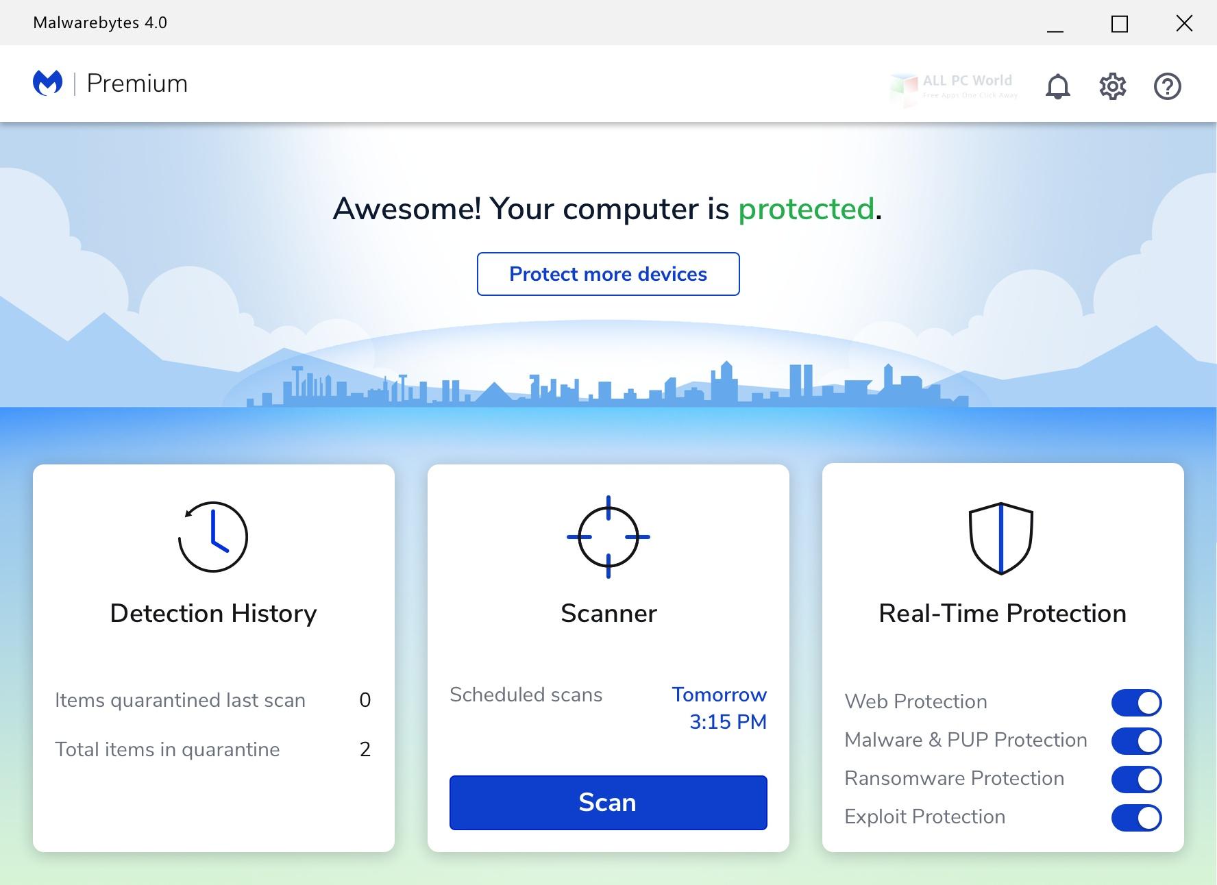 Malwarebytes Antimalware Premium 4.0