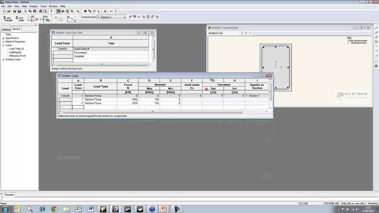 Oasys AdSec 8.2 Free Download