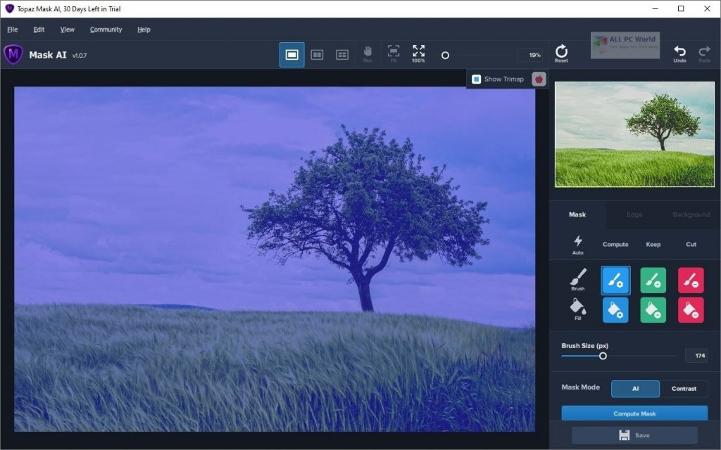 Topaz Mask AI 1.3.8 for Windows 10