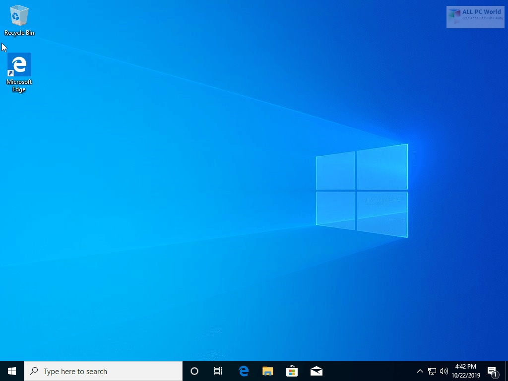 Windows 10 Pro x64 incl Office 2019 APRIL 2020