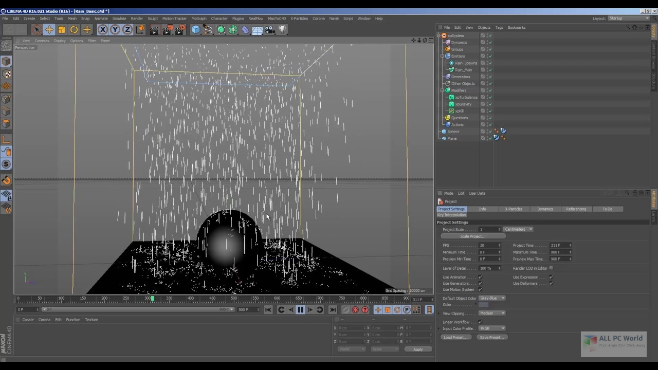 X-Particles for Cinema 4D Free Download
