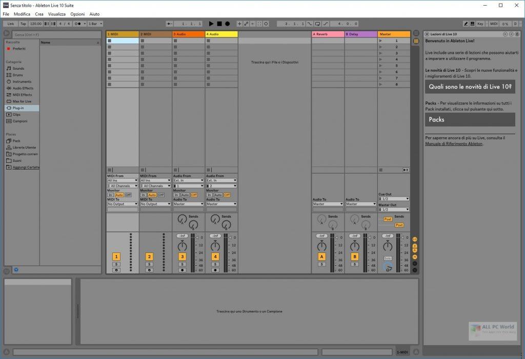 Ableton Live Suite 10.1.13
