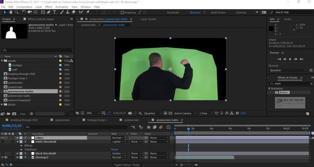 Adobe After Effects CC 2020 v17.1 Free Download